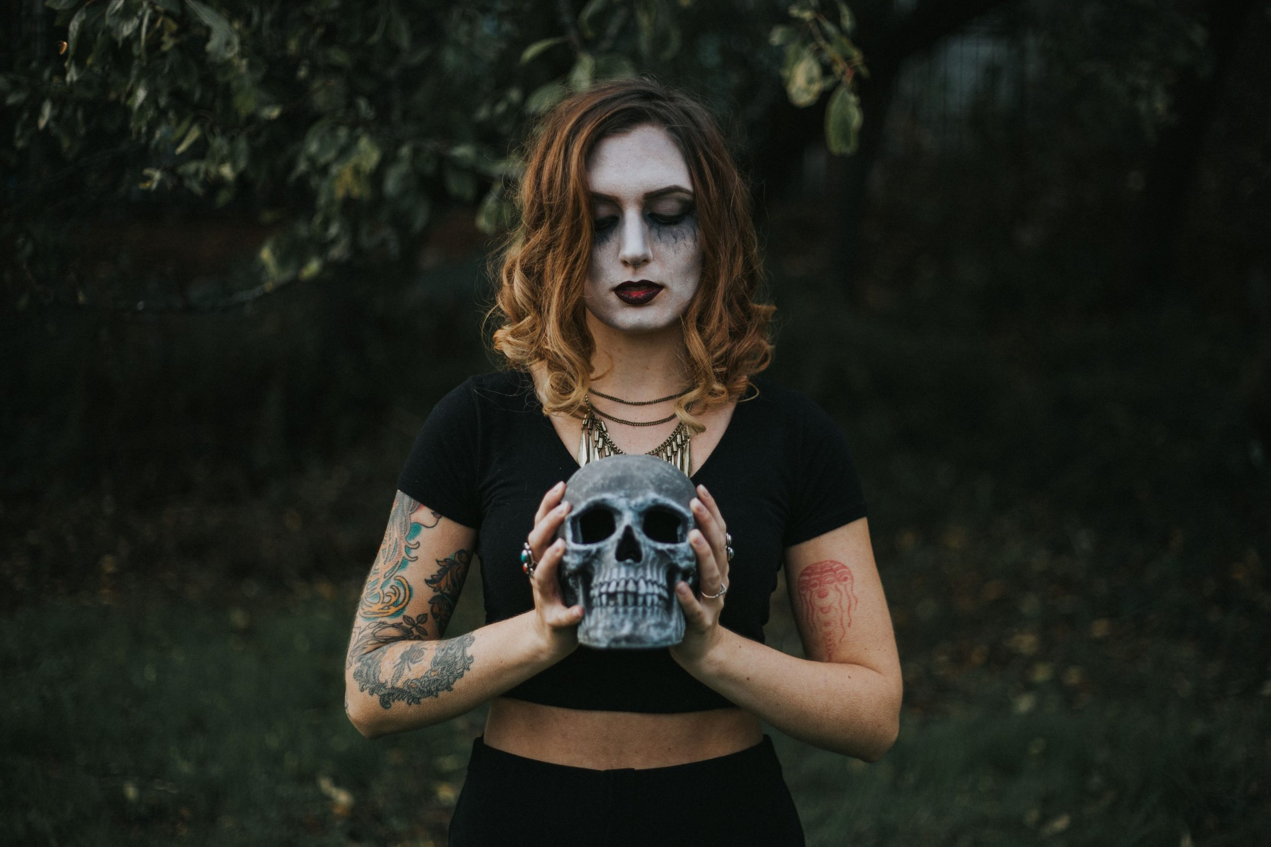 Why Skull Tattoos Are Not As Bad As You Think