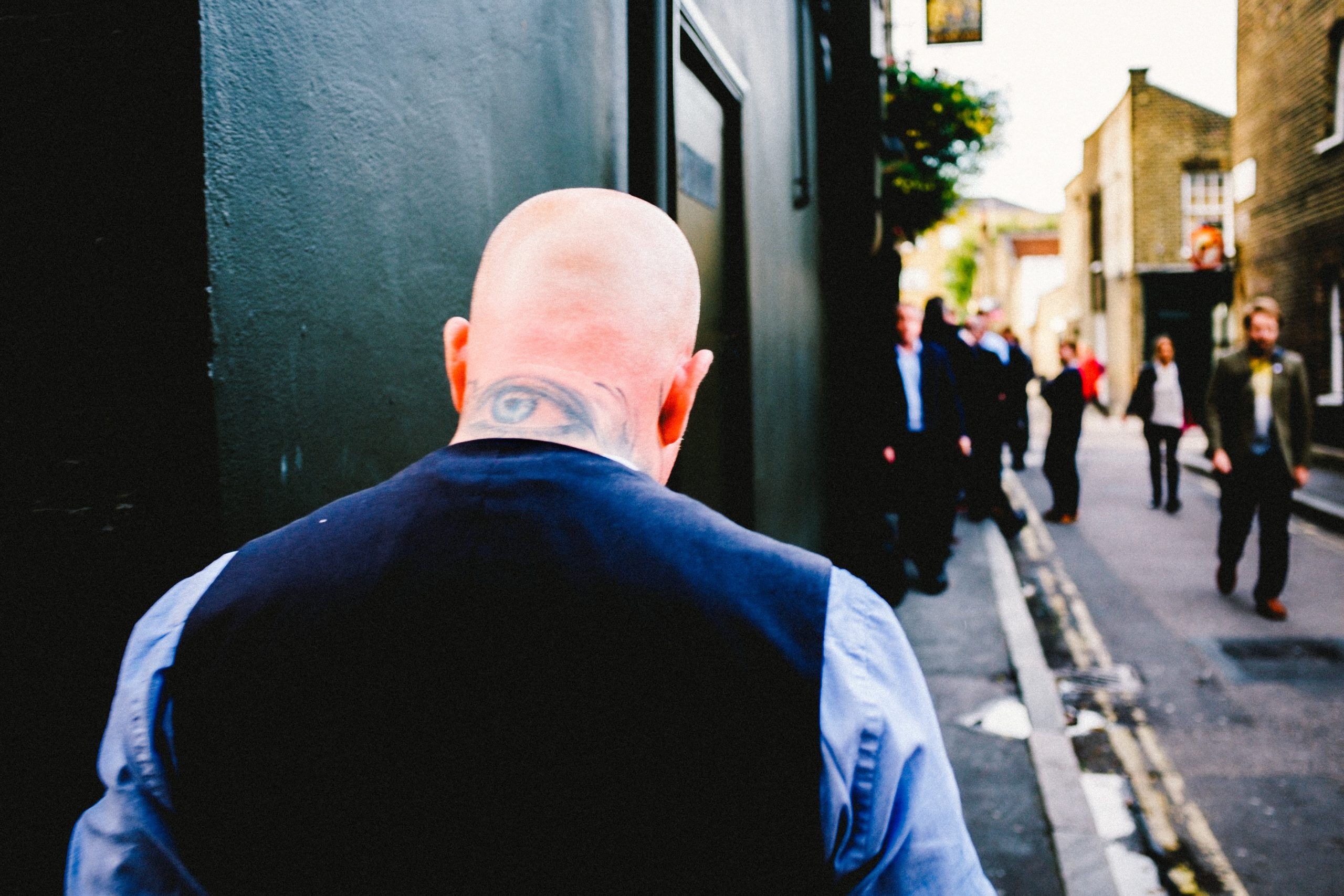 How Can A Neck Tattoo Keep You Out Of Trouble