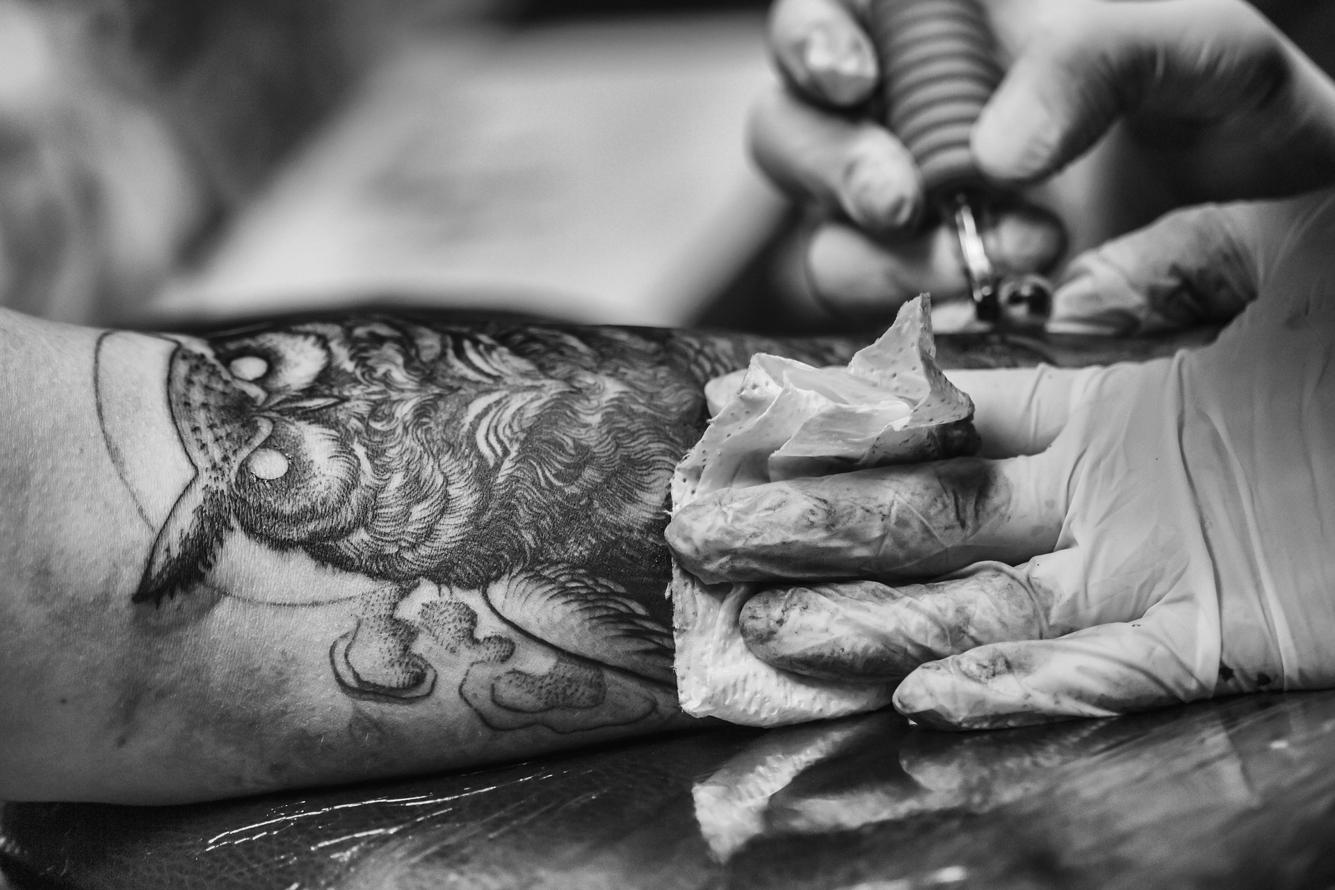 Body Art: The Five Most Attractive Tattoos For Men