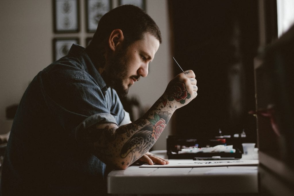 Tattoo Body Art: Can It Make A Man More Attractive?